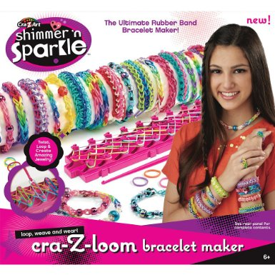 Cra-Z-Loom Bracelet Maker for Girls