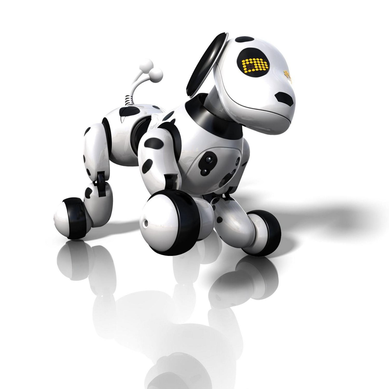 Toy For Ages Five To Seven : Zoomer the robot dog for kids christmas gifts everyone