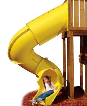 Backdeck 7 or 5 Foot Turbo Slides