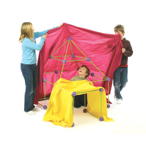 Glow in the Dark Crazy Forts