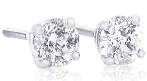 Diamond Earrings for Her