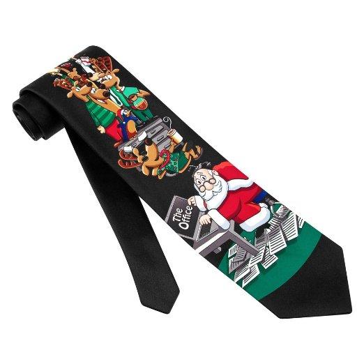 Funny Christmas Neck Ties