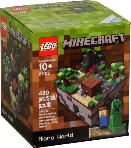 LEGO Minecraft Original Set