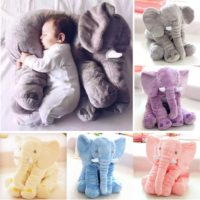 Elephant Soft Pillow for Babies