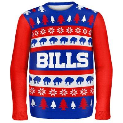 Buffalo Bills Ugly Christmas Sweaters