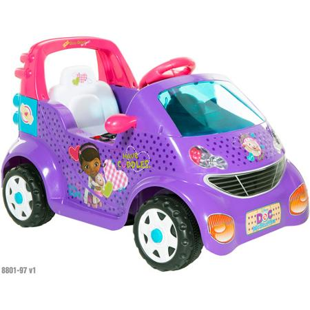 Doc McStuffins Ride On Toys for Girls