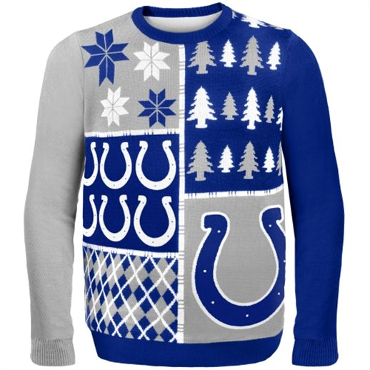 Indianapolis Colts Ugly Christmas Sweaters