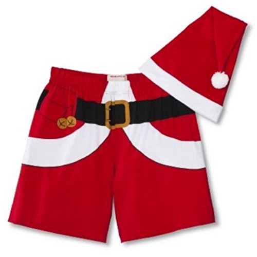 Mens Funny Christmas Boxer Shorts