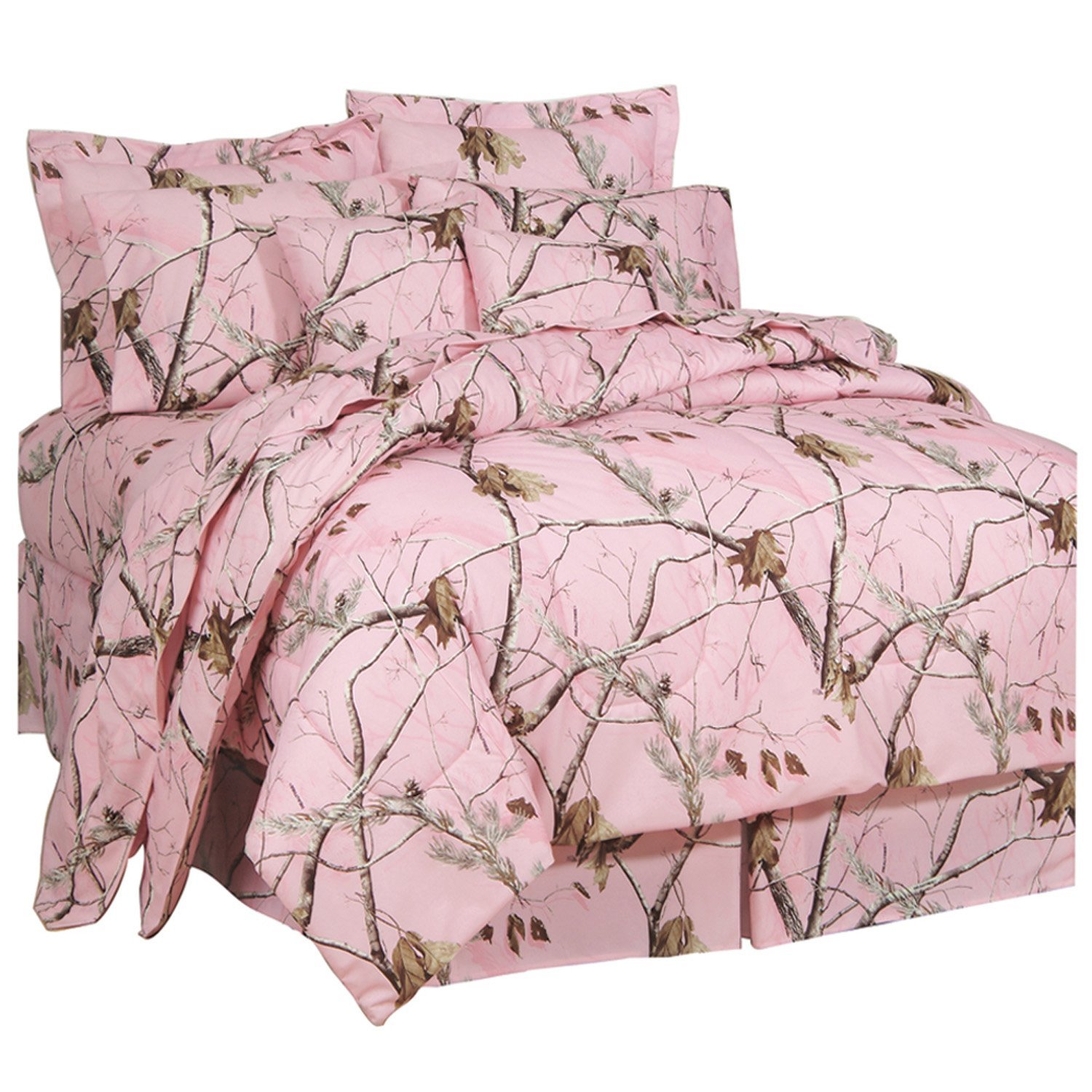 Pink Bedding Sets for Adults and Toddlers