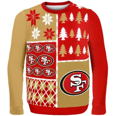 San Francisco 49ers Ugly Christmas Sweaters