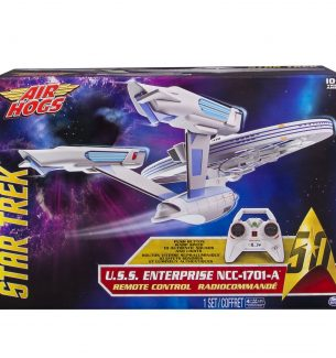 Air Hogs Star Trek USS Enterprise Drone