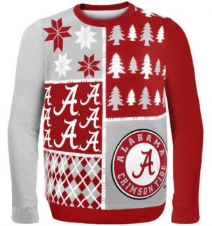 Alabama Crimson Tide Ugly Christmas Sweaters