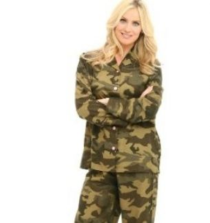 Camouflage Pajamas for Women