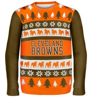 Cleveland Browns Ugly Christmas Sweaters