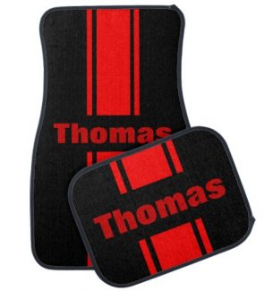 Custom Design Car or Truck Floor Mats