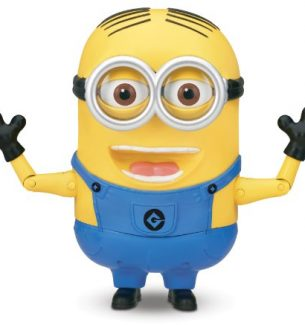 Despicable Me Talking Figure - Dave