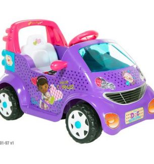 Doc McStuffins Ride On Toys for Girls