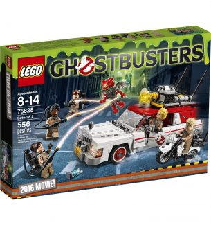 Lego Creator Ghostbusters Ecto-1 & 2 Building Kit