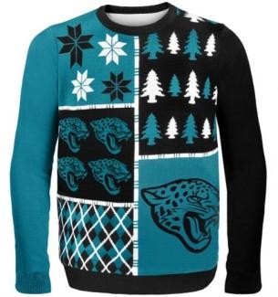Jacksonville Jaguars Ugly Christmas Sweaters