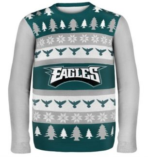 Philadelphia Eagles Ugly Christmas Sweaters
