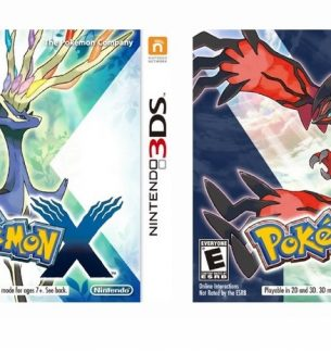 Pokemon X and Y for Nintendo 3DS