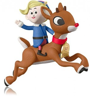 Reindeer Christmas Tree Ornaments