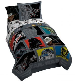 Create A Classic Star Wars Themed Kids Bedroom