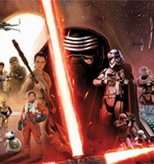 Star Wars The Force Awakens Wall Posters
