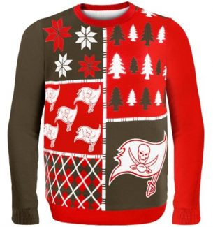 Tampa Bay Buccaneers Ugly Christmas Sweaters