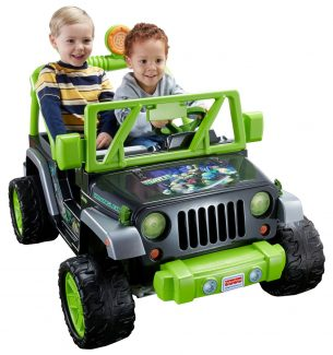 Teenage Mutant Ninja Turtles Power Wheels