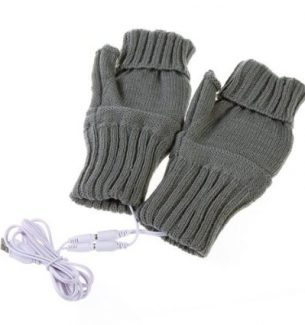 USB Gloves and Footwarmers