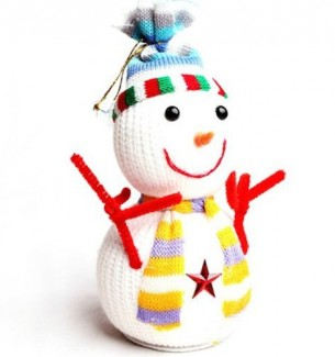Unique Snowman Christmas Tree Ornaments