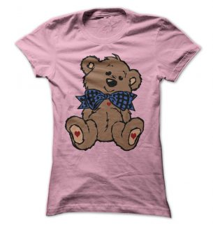 Teddy Bear T-Shirts and Apparel