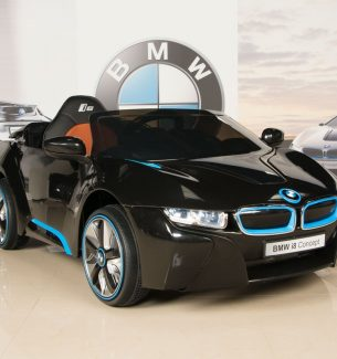 BMW Electric Ride On Car for Toddlers