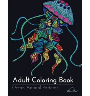 Stress Relief Coloring Books for Adults