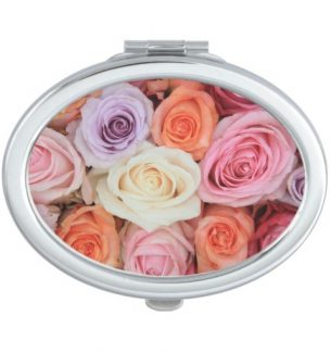 Compact Mirror Gifts for Her