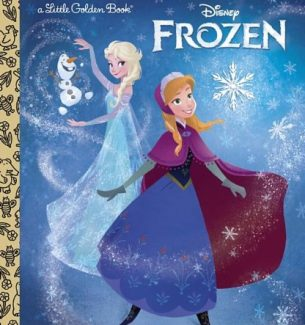 Disney Frozen Book Series For Young Readers
