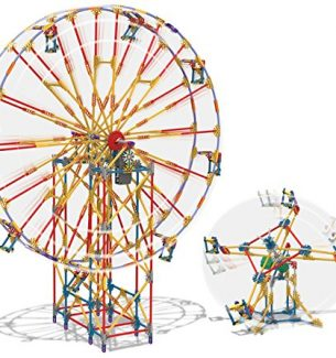 K'NEX Model Sets Roller Coasters and Ferris Wheels
