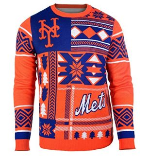 New York Mets Ugly Sweaters for Christmas