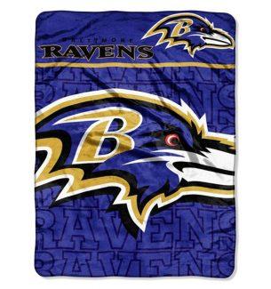 Baltimore Ravens Micro Fleece Blankets