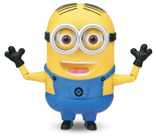 Despicable Me Talking Figure – Dave