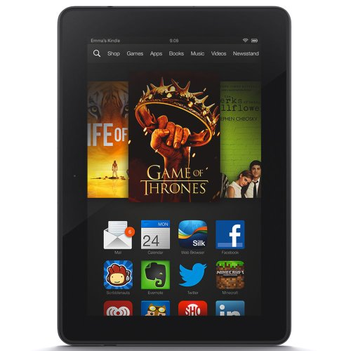 Give A Kindle Fire HDX Tablet