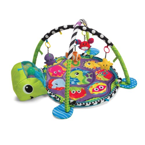 Grow With Me Gym and Ball Pit for Infants