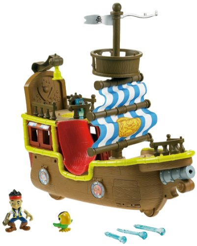 Jakes Musical Pirate Ship Bucky