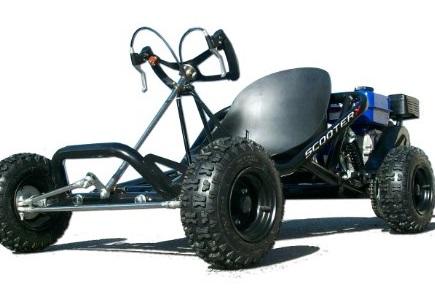 Go Kart ScooterX Sport Kart