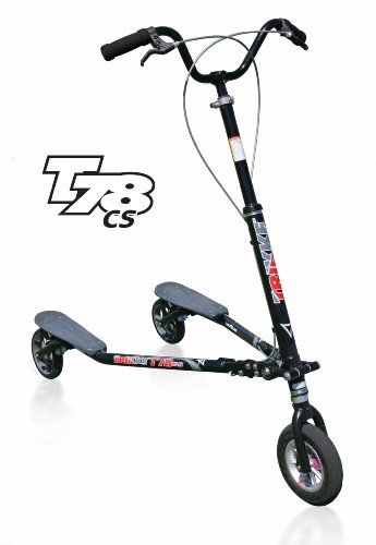 Trikke T78 CS Scooter For Teens and Adults
