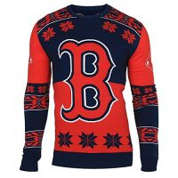 Boston Red Sox Ugly Christmas Sweater