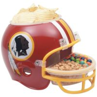 Football Snack Helmets for Sports Fans