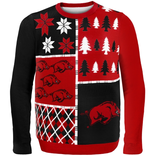 Arkansas Razorbacks Ugly Christmas Sweater