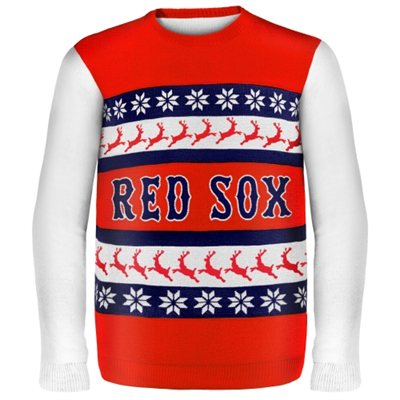 Boston Red Sox Ugly Christmas Sweaters
